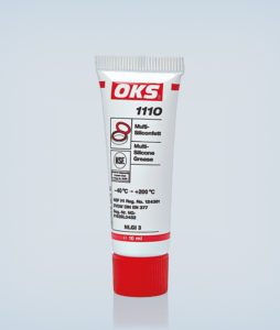 Multi-silicone grease 10 ml tube for fittings, seals and plastic parts