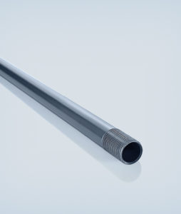 Suction hose in plastic 140 cm long