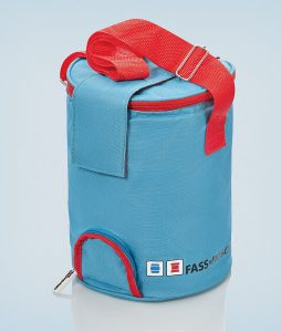 g bag for 5 liter party keg with carrying strap