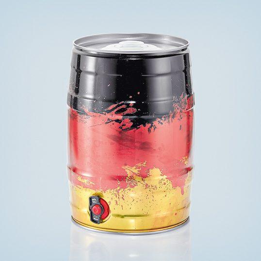 Party keg 5 litre Germany